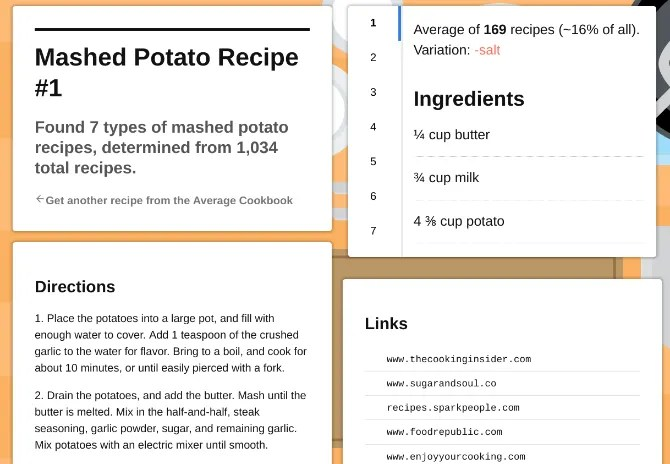 recipes averagecookbook - 5 Smart Recipe Sites and Apps to Simplify and Reinvent Cooking