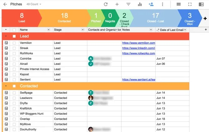 streak gmail crm - The 7 Best Gmail CRMs Compared: Which Inbox Manager Is Best?