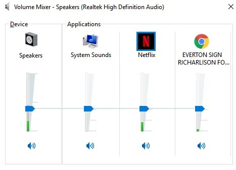 windows 10 mixer apps - How to Customize Sounds on Windows 10 (And Where to Download Them)
