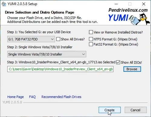 iso to usb ymui burning tool - 10 Tools to Make a Bootable USB From an ISO File