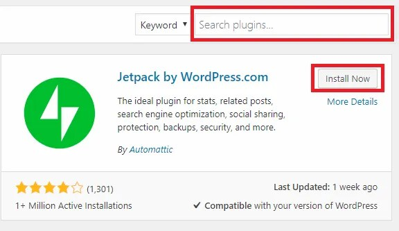 How to Install and Set Up Jetpack on Your WordPress Site wordpress install jetpack