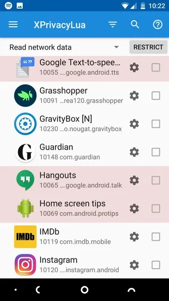 xprivacylua filter apps 335x596 - The 13 Best Xposed Modules for Customizing Your Android Device