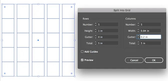 Illustrator Create Table - How to Create a Table in Adobe Illustrator