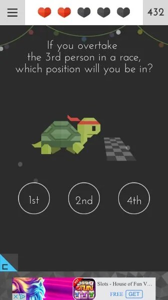 TrickyTest2Turtle 335x596 - The 7 Best Brain Exercise Games for Android and iOS