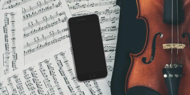 تطبيقات iphone-music-making-apps