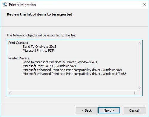 printer1 - How to Back Up and Restore Windows 10 Apps Without Backup Software