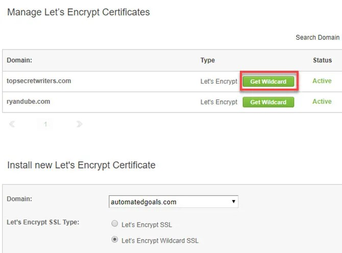 wildcard - How to Set Up HTTPS on Your Site: A Simple Guide