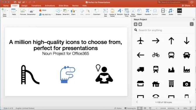 5 componenti aggiuntivi di PowerPoint e siti per modelli gratuiti per realizzare splendide presentazioni