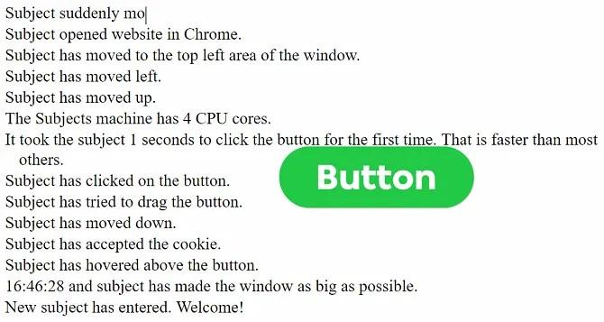 clickclickclick pagina dei risultati