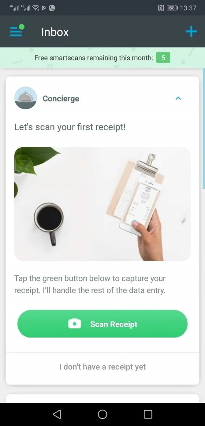 The Best Receipt Apps For Scanning Tracking And Managing Bills