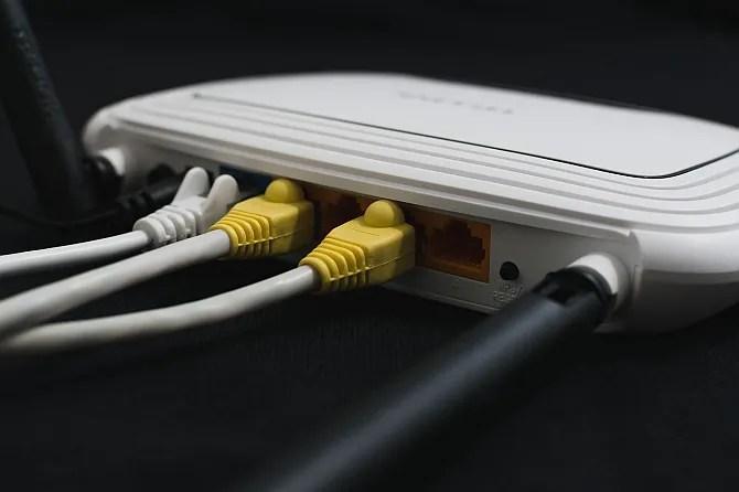 router domestico