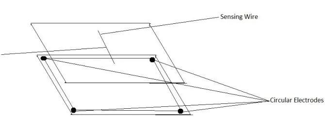Circuito analogico a 5 fili