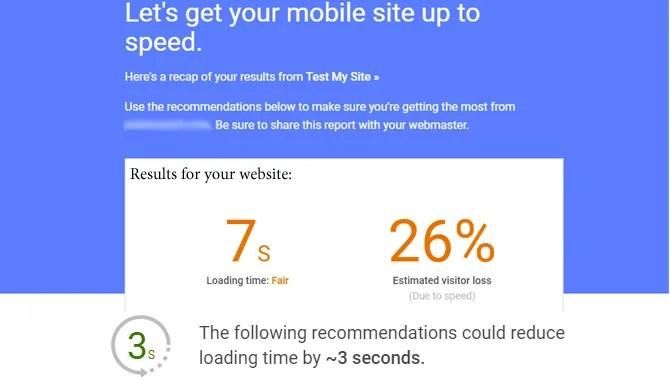 ThinkWithGoogle risultati dei test mobili