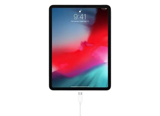 Adattatore USB-C per iPad Pro