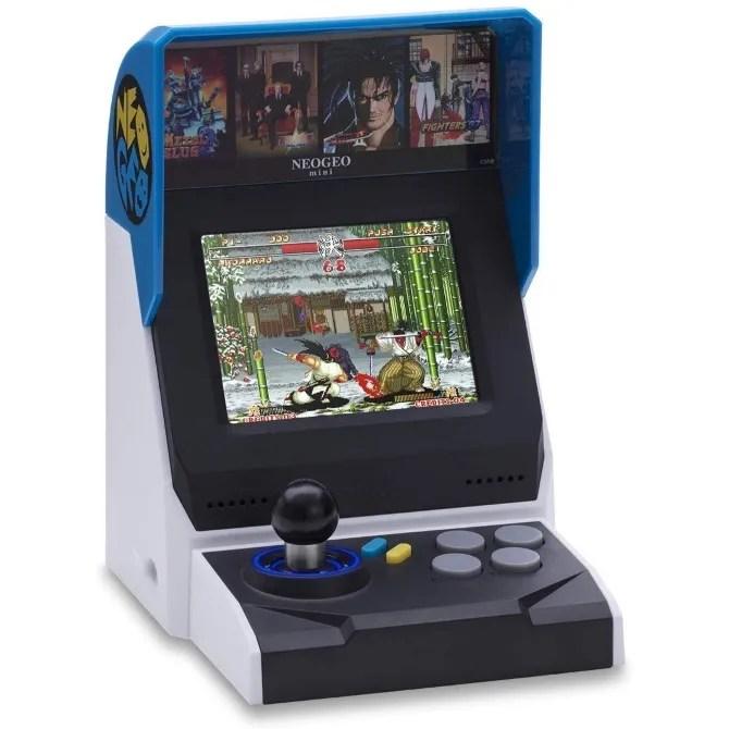Mini arcade NEOGEO