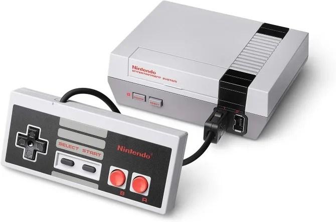 Console di gioco Nintendo NES Classic