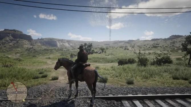 Red Dead Redemption 2 dintorni