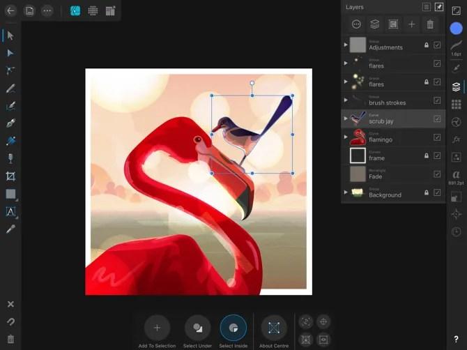 Affinity Designer iOS