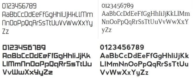 Font Experiments Free