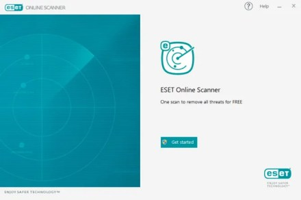 online antivirus eset online scanner