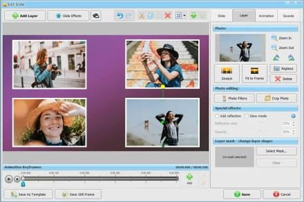 SmartSHOW 3D Screenshot 2