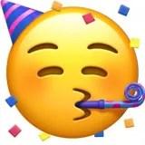 celebration emoji emoticon