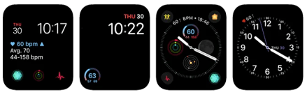 Apple Watch Complications HeartWatch App