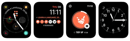 Apple Watch Complications Streaks App