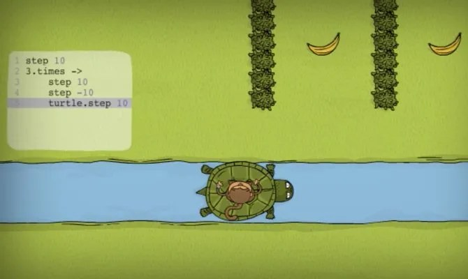 CodeMonkey screenshot