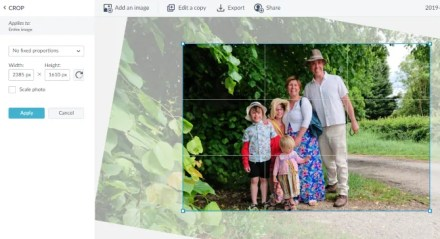 Edit photos in your browser with PicMonkey
