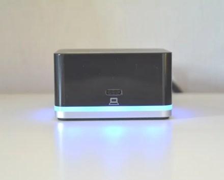 Plugable USB-C Cube docking station