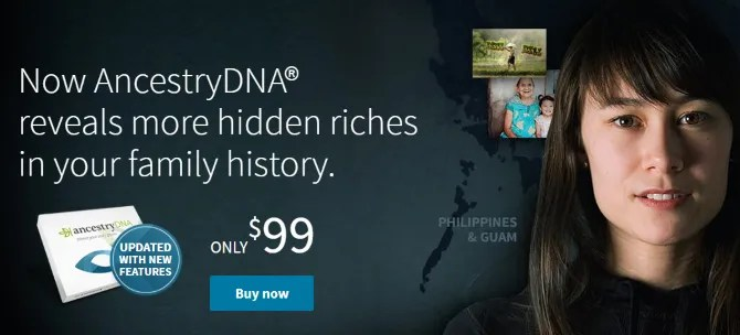 Which DNA testing service should you use - ancestrydna or 23andme