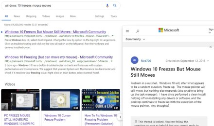Google Results Previewer results