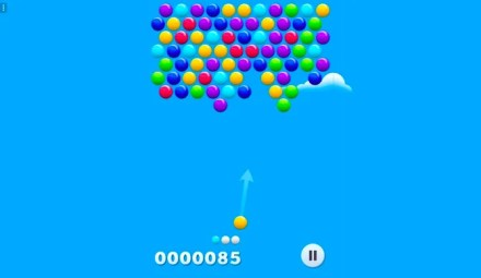 Smarty Bubbles is simple, but still addictive