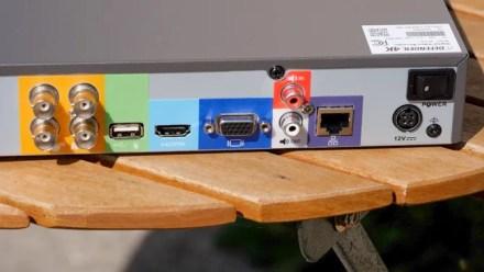 defender 4k ports