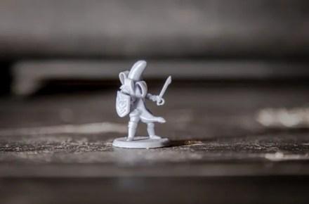 Elegoo Mars mini print