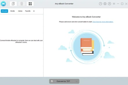 any ebook convertor drm removal