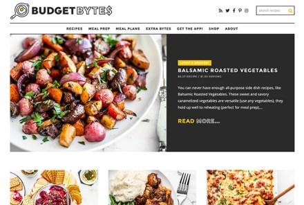Budget Bytes Make Cheap Meals