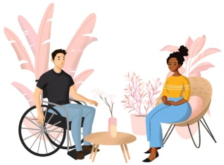 Fresh Folk offers a large set of Inclusive and Diverse Illustrations of humans