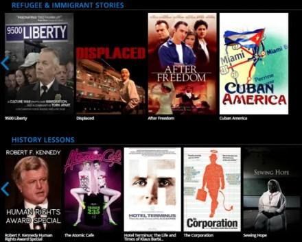 snagfilms free documentaries
