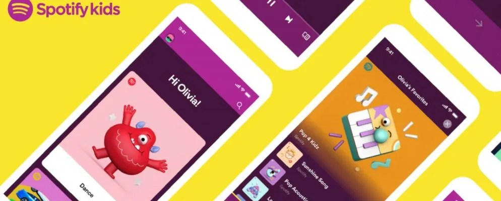 Spotify Kids Is a Music Streaming Service for Children