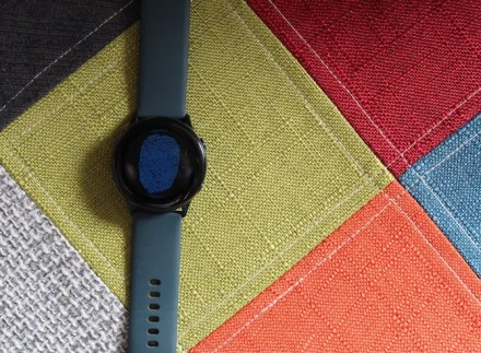 Fingerprint prank on Galaxy watch