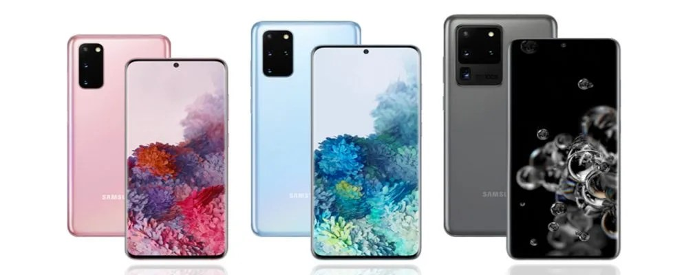 Samsung Unveils the Galaxy S20 Lineup and Galaxy Z Flip