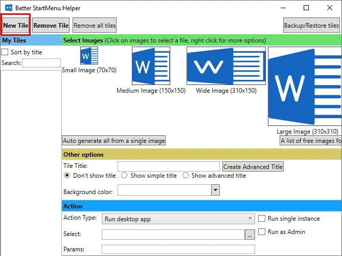 Windows 10 Custom Live плитки лучше StartMenu новой плитки