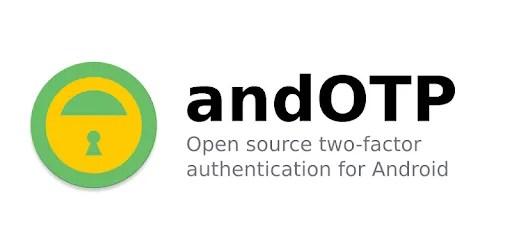 Логотип andOTP