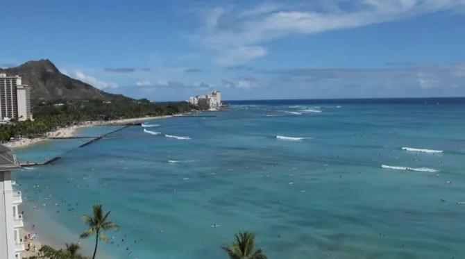 Живые пляжи Hawaiian Beach Cam