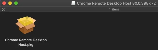 Chrome Remote Desktop Установить Mac