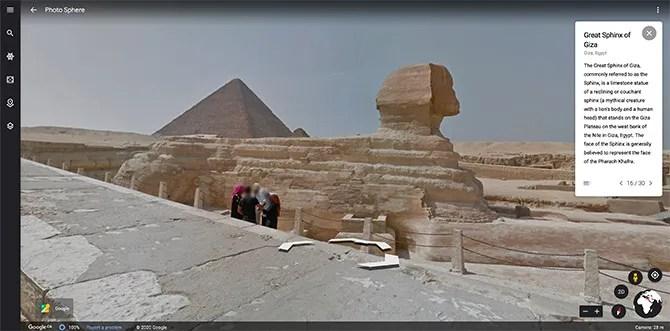 Посетите сайты всемирного наследия ЮНЕСКО Google Планета Земля