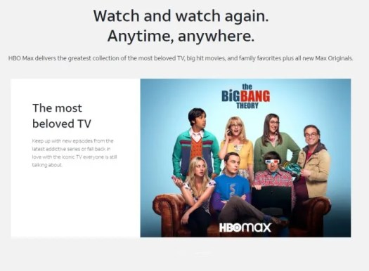 Watch HBO Max AT&T
