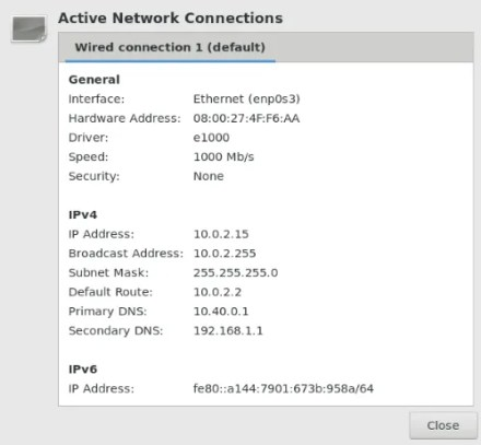Check your router's IP address in Linux